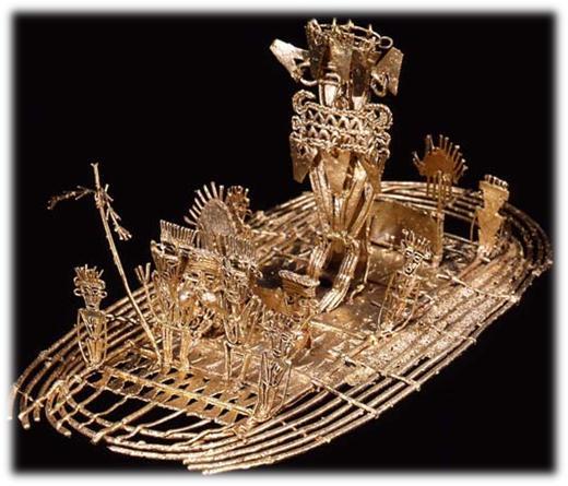 """Musica Gold Boat """"La Balsa"""""""